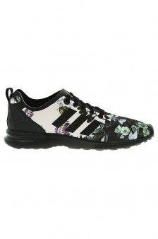 adidas Originals - Pantofi Flux Smooth Adidas Originals, The Originals, Cleats, Adidas Sneakers, Smooth, Shoes, Fashion, Football Boots, Adidas Tennis Wear