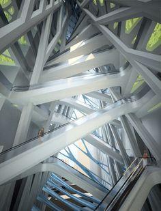 Detalle de la imagen de -Edgar Street Towers' by IwamotoScott | Archivenue