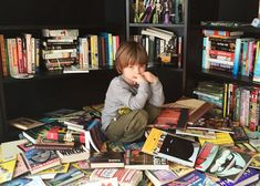 8 Brutal Truths of Raising a Book-Loving Kid by Iva-Marie Palmer: I always wished for my kids to be book lovers. While I'd never say I've lived to regret my wish, there are a few things about raising a book lover that can take some getting used to.