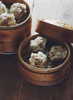 Shu Mai. Dim Sum