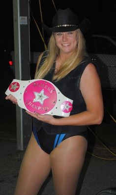 misty james | Here is Misty James, the woman's champion, billed as the Queen of ...