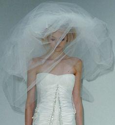 fantasy wedding veil...