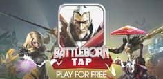 Get the Exclusive Gold Orendi Skin for Battleborn With Battleborn Tap for Mobile Devices - http://www.entertainmentbuddha.com/get-the-exclusive-gold-orendi-skin-for-battleborn-with-battleborn-tap-for-mobile-devices/