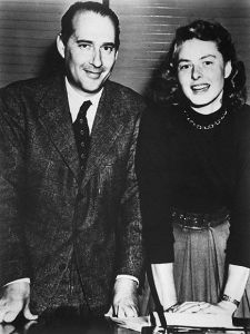 Ingrid and Roberto Rossellini