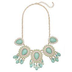 Katie Statement Necklace #statement #necklace #bauble #brunch #trendtribe