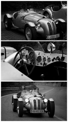 1937 BMW Cotura RS  ~ Coos van der Tuyn,  a Dutch racing driver, built his own brand of remanufactured BMW racing cars, including at least two type 328 BMWs from 1937 and 1938 model years.  These cars were known as the BMW Cotura RS, and featured a custom