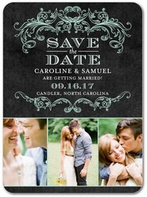 Save the Date Cards Photo Save the Dates Wedding Paper Divas