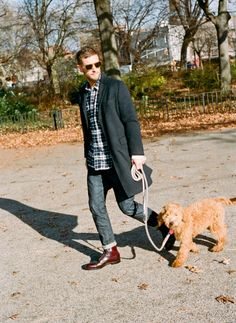 How I Got My UPS (Unique Personal Style): Erik Rasmussen - Read more at our blog.