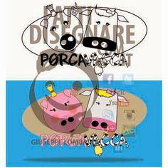 #Logo #contest #Design #PorcaVacca #abbigliamento #GiuseppeLombardi #fattidisegnare #Graphic #Designer