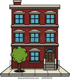 apartment building cartoon images Google Search Party