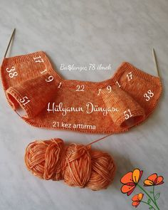 Selamunaleykum Want To Knit Good Mornin Orgulu - Diy Crafts - DIY & Crafts Baby Knitting Patterns, Knitting Baby Girl, Knitting For Kids, Crochet For Kids, Hand Knitting, Knitted Baby Cardigan, Baby Pullover, Hand Knitted Sweaters, Baby Sweaters