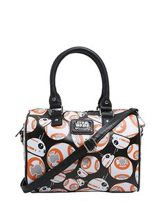 Loungefly Star Wars: The Force Awakens BB-8 Barrel Bag,