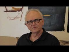Robert Wilson Interview - Abstract painter - YouTube