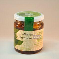 #Miel con Frutos Secos La Molienda - Productos Daver S.L.