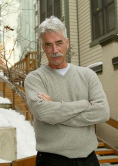 Sam Elliot - 71 years young -