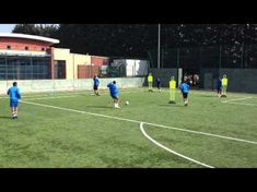 Passing Drill - Combination - YouTube