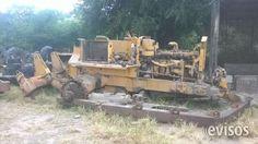 Topadora Allis chalmers R11 +Topadora Allis chalmers R11  Para repuestos sin tren rodante.  $160.000   Somos de Reconquista, ... http://santa-fe.evisos.com.ar/topadora-allis-chalmers-r11-id-963046