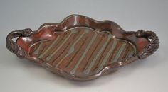 Stoneware Tray by AmyMansonPottery on Etsy, $25.00: