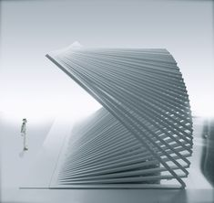 archimodels:  © robert van embricqs - shift & merge pavilion - amstelveen, netherlands - 2010