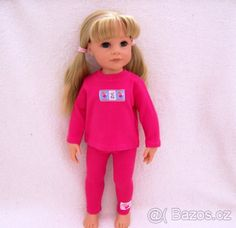 Oblečky pro panenky Gotz 50 cm - legíny - 1