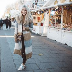Our day at the Champs Elysee Christmas Market is on the blog today! One of the cutest markets I've been to