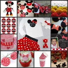 Minnie Mouse party ideas | Minnie Mouse | Adventures in Abelingland