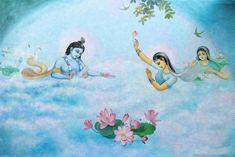 By Madhavendu das Srimati Radhika's kunda is as precious to Krishna as Sri Radhika Herself, and, above all gopis, Sri Radha is Krishna's most beloved. Her divine Kunda is described by … Krishna Lila, Radha Krishna Love, Shree Krishna, Radhe Krishna, Lord Krishna Images, Radha Krishna Pictures, Srila Prabhupada, Laddu Gopal, Radha Rani
