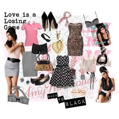 Love is a Losing Game, created by ms-aja-james.polyvore.com