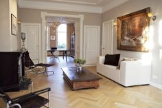 Sherylleysner   Interior Architecture & Project Management   Private house   Amsterdam   Classic living room   En suite  