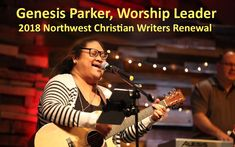 Get to know Genesis Parker, worship leader for our Writers Renewal conference.