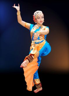 Baratanatyam Posture