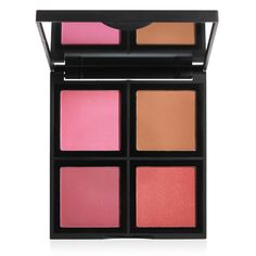 The pigmentation and easily blended formula of the E.L.F. Powder Blush Palette ($6) truly impressed me. The colors look beautiful on the skin and instantly make me look more awake. I love that this compact takes up less space in my drawer than four individual formulas would, and I can't wait to take it on my next trip. The best part is that each shade can be popped out and switched with makeup pans from E.L.F.'s other four-product palettes, such as the E.L.F. Illuminating Palette ($6) and…