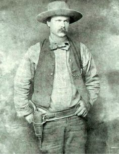 Famous American Gunfighter Sometimes Lawman of the Old West,Shotgun Collins