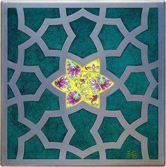 Untersetzer Mosaik groß