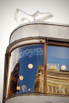 Cafe Java, Helsinki | Finland (by CUBILLA MILAN/cubillamilan.tumblr.com)