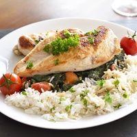 Dietetyczny obiad wspomaga odchudzanie. Dietetyczny obiad, mimo że to główny posiłek w ciągu dnia, który powianiem być najbardziej treściwy, czyl...