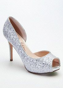 Special Occasion and Wedding Shoes Heel Height from 3 to 4 inches
