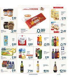 Promozioni valide fino al 6 novembre 2016 in tutti i supermercati SISA della Puglia. Visualizza il volantino cliccando sulla rispettiva immagine. Se vuoi scaricalo per averlo sempre a portata di mano sul tuo smartphone.  www.sisacentrosud.it