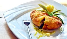 Chicken Kiev ready now :)