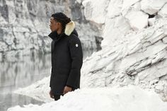 Quartz Co. Down Insulated Winter Jacket Made in Canada Switzerland Hotels, Netflix Documentaries, Cold Weather, Canada Goose Jackets, Rocks, Campaign, Winter Jackets, Quartz, Shopping