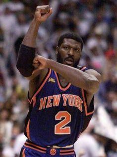 Larry Johnson #2 New York Knicks