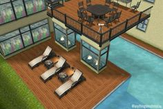 Anything Sims FreePlay Sims Freeplay Houses, Sims 4 Houses, Pool Houses, Sims 3 Pc, Sims Free Play, Sims 4 House Design, Sims House Plans, Casas The Sims 4, Sims 4 Build