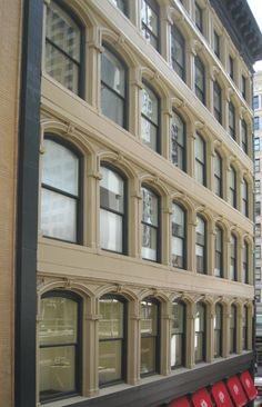 Chicago Page Brothers Building