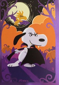 Snoopy Halloween, Halloween Cartoons, Halloween Birthday, Fall Halloween, Happy Halloween, Halloween Ideas, Snoopy Love, Charlie Brown And Snoopy, Snoopy And Woodstock