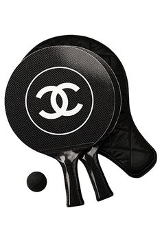 let's PingPong!!! #Chanel