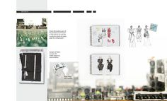 #ClippedOnIssuu from Fashion & Textile Portfolio
