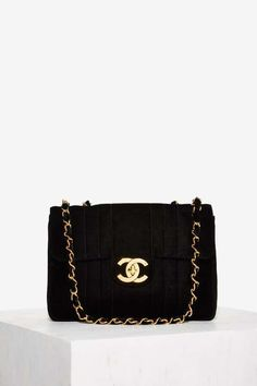 Nasty gal vintage chanel collection