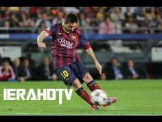 Lionel Messi - 10 Magisterial Free Kicks (HD)