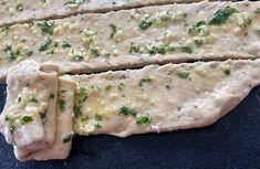 Odrywany chlebek z czosnkiem i ziołami - Blog z apetytem Risotto, Ethnic Recipes, Blog, Blogging