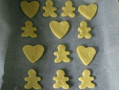Biscuiti sanatosi cu lamaie pentru copii | Baby Food Recipes, Cake Recipes, Gingerbread Cookies, Cookie Cutters, Biscuits, Deserts, Sweets, Healthy, Kids